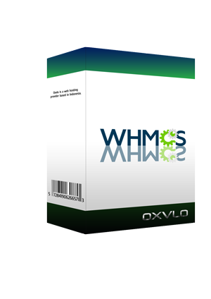 WHMCS license - OXVLO